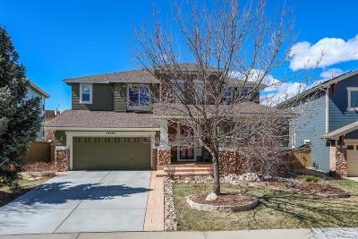 Highlands Ranch Single Family Home Under Contract: 10695 Chadsworth Lane