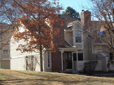Littleton Condo/Townhouse Under Contract: 2821 West Long Drive #G