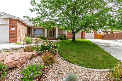 Greeley Single Family Home Active: 7301 18th Street Road