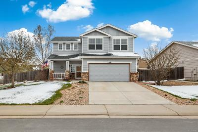 Castle Rock Single Family Home Under Contract: 5564 East Monument Drive