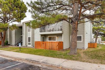 Centennial Condo/Townhouse Under Contract: 7220 South Gaylord Street #C17