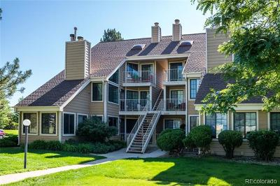 Boulder Condo/Townhouse Active: 5906 Gunbarrel Avenue #F