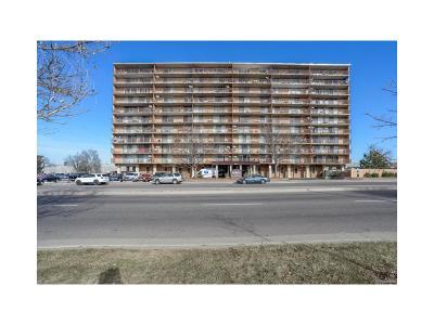 Condo/Townhouse Under Contract: 2225 Buchtel Boulevard #301