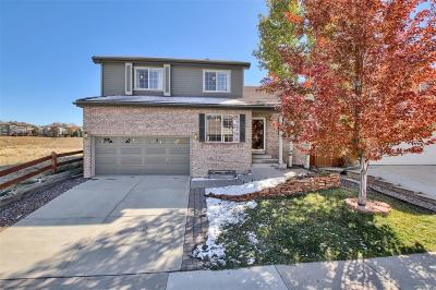 Highlands Ranch Single Family Home Active: 5034 Ashbrook Circle