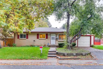 Single Family Home Under Contract: 6146 Janice Way