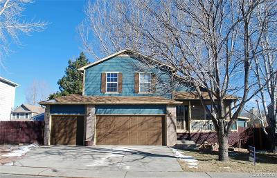 Cottonwood Lakes, Cottonwood Lakes #6 Single Family Home Under Contract: 13072 Jackson Drive