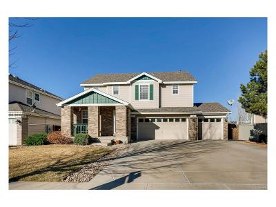 Aurora Single Family Home Active: 2505 South Flanders Court