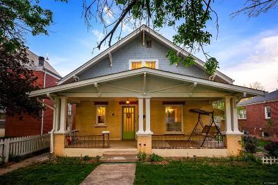 Brighton Single Family Home Under Contract: 118 South 4th Avenue