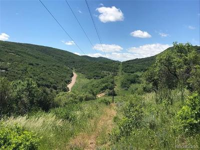 Residential Lots & Land Active: 30725 County Road 179