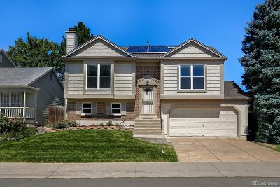 Broomfield County Single Family Home Active: 3005 West 127th Avenue