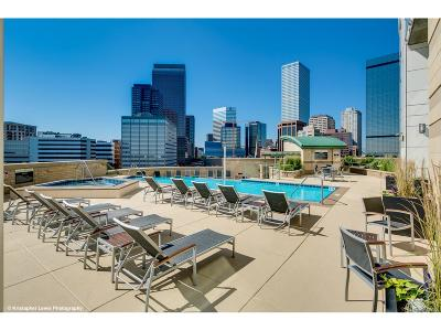 Denver Condo/Townhouse Under Contract: 2001 Lincoln Street #1020
