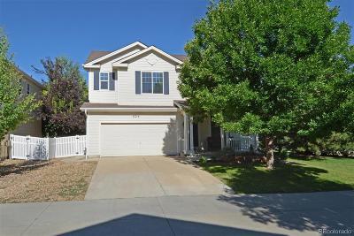 Longmont Single Family Home Under Contract: 4214 Arezzo Drive