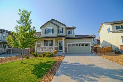 Castle Rock Single Family Home Active: 2896 Shadow Dance Drive