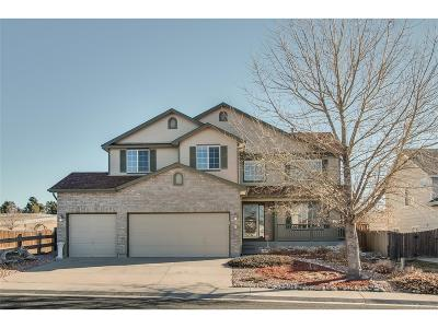 Parker Single Family Home Active: 11214 Glenmoor Circle