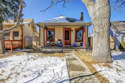 Wheat Ridge Single Family Home Under Contract: 2793 Chase Street