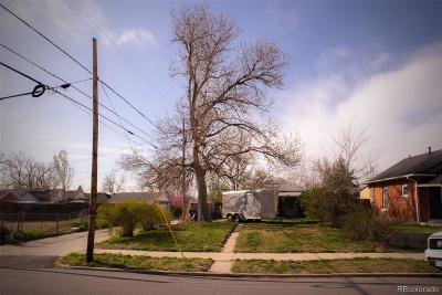 Denver Single Family Home Active: 4024 West 49th Avenue