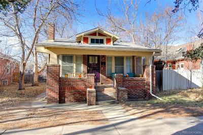 Single Family Home Under Contract: 1845 South Pennsylvania Street