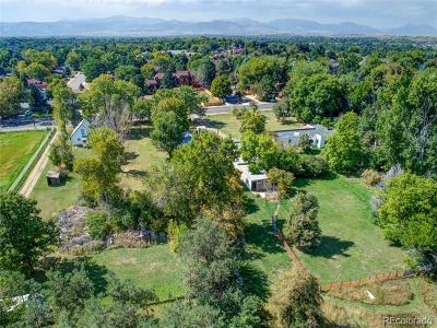 Arvada Residential Lots & Land Under Contract: 6670 Simms Street