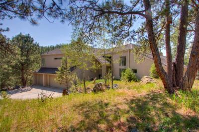 Golden Single Family Home Active: 24998 Foothills Drive