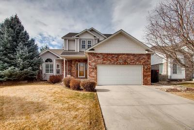 Longmont Single Family Home Active: 2071 Condor Court