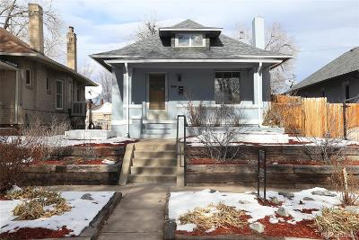 Denver Single Family Home Active: 3055 West Clyde Place
