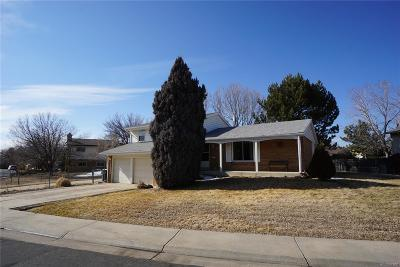 Thornton Single Family Home Active: 3625 East 128th Place
