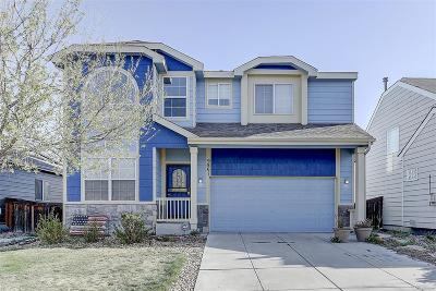 Commerce City Single Family Home Under Contract: 9861 Kenton Circle