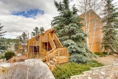 Conifer, Evergreen Condo/Townhouse Under Contract: 30665 Sun Creek Drive #U
