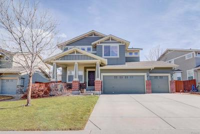 Littleton Single Family Home Under Contract: 8331 Liverpool Circle