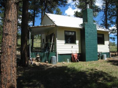 Bailey Single Family Home Under Contract: 117 South Pine Drive