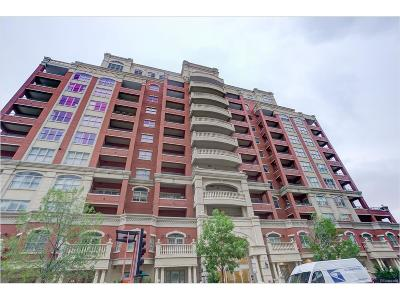 Uptown Condo/Townhouse Active: 1950 North Logan Street #614