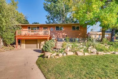 Englewood Single Family Home Under Contract: 4998 South Inca Drive