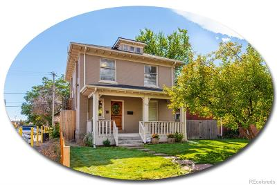 Baker, Baker/Santa Fe, Broadway Terrace, Byers, Santa Fe Arts District Single Family Home Active: 38 West Byers Place