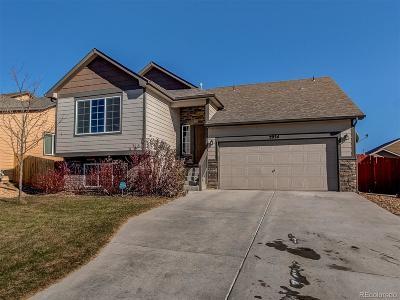 Greeley Single Family Home Under Contract: 2924 Aspen Avenue