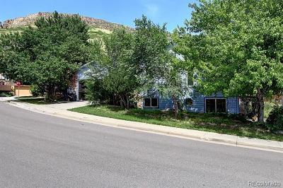 Golden Single Family Home Active: 798 Cressman Court