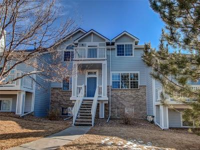 Aurora Condo/Townhouse Under Contract: 18478 East Columbia Circle