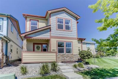 Fort Collins Single Family Home Active: 2851 Rigden Parkway
