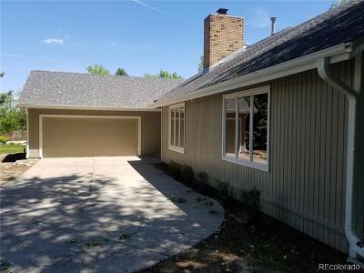Weld County Single Family Home Active: 2100 42nd Avenue