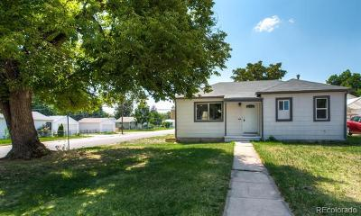 Denver Single Family Home Active: 195 South Canosa Court