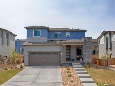 Commerce City Single Family Home Active: 17288 East 109th Avenue