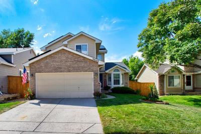 Highlands Ranch Single Family Home Active: 9869 Foxhill Circle