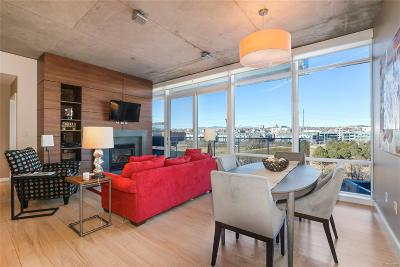 Denver Condo/Townhouse Active: 1620 Little Raven Street #506