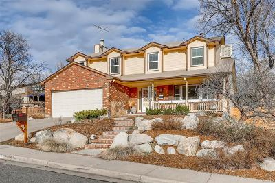 Denver Single Family Home Active: 2720 South Joslin Court