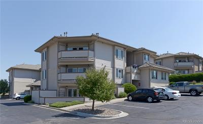 Castle Rock Condo/Townhouse Under Contract: 920 East Plum Creek Parkway #306