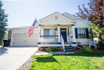 Denver Single Family Home Under Contract: 4891 Jasper Street