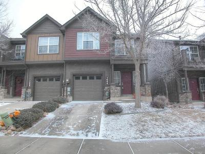 Colorado Springs Single Family Home Active: 1044 Wisdom Heights