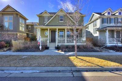 Denver Single Family Home Under Contract: 9094 East 37th Avenue