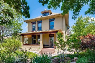 East Colfax, Montclair Single Family Home Active: 1386 Poplar Street