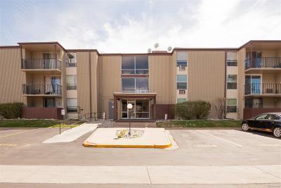 Aurora Condo/Townhouse Under Contract: 2231 South Vaughn Way #113B