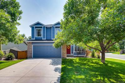 Highlands Ranch Single Family Home Active: 2370 Gold Dust Lane